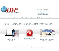 Web Design and Development for ADP (yep..we did this site too!)