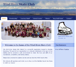 Wind River Skate Club, Pinedale